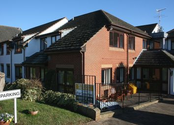 Thumbnail 2 bed flat for sale in The Meads, Silverton, Exeter
