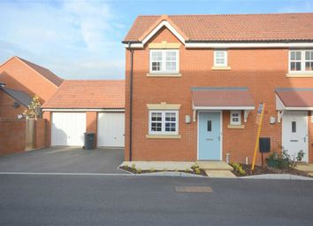 Thumbnail 3 bed semi-detached house to rent in Fauld Drive Kingsway, Quedgeley, Gloucester