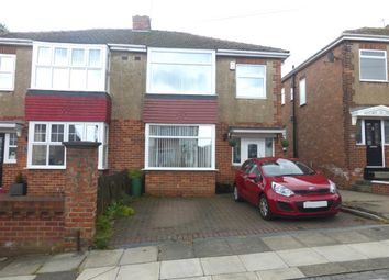 Thumbnail 3 bed property to rent in Elmwood Road, Hartlepool