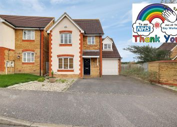 4 bed detached house for sale in Recreation Way, Kemsley, Sittingbourne ME10