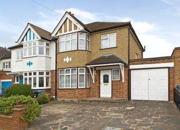 Thumbnail 3 bed semi-detached house for sale in Chumleigh Walk, Surbiton