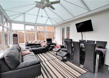 Thumbnail 4 bed detached house for sale in Middlebrook Road, Lincoln
