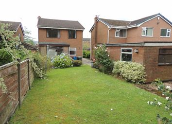 Thumbnail 3 bed detached house to rent in Whitehall Avenue, Appley Bridge, Wigan