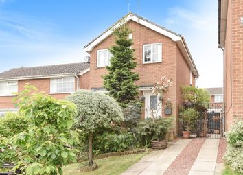 Thumbnail 3 bed detached house for sale in Bewerley Road, Harrogate