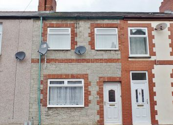 Thumbnail Terraced house for sale in Pearl Street, Roath, Cardiff