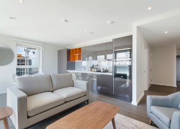 Thumbnail 2 bed flat to rent in Glasshouse Gardens, Cassia Point, Stratford