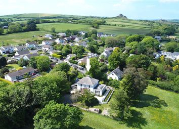 Thumbnail 4 bed detached house for sale in Church Hill House, Treffgarne, Haverfordwest, Pembrokeshire
