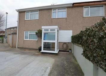 Thumbnail 3 bed end terrace house for sale in Hawkins Road, Newton Abbot, Devon.
