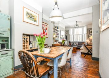 Thumbnail 2 bed terraced house for sale in Strathleven Road, London