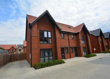 Thumbnail 4 bed semi-detached house for sale in Marchment Square, Peterborough