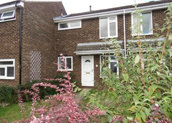 Thumbnail 3 bed terraced house for sale in Arnhem Close, Eaton Ford, St. Neots
