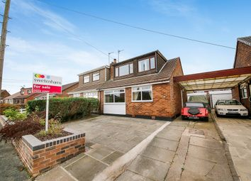 Thumbnail 3 bed semi-detached bungalow for sale in Astley Close, Warrington