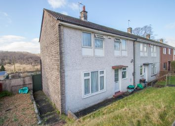 Thumbnail 2 bed end terrace house for sale in Middlefield Road, Plymouth