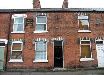 Thumbnail 2 bed terraced house for sale in Stewart Street, Riddings, Alfreton
