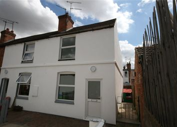 Thumbnail 2 bed terraced house for sale in Castle Terrace Road, Sleaford, Lincolnshire