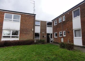 Thumbnail 2 bed flat for sale in Montague Crescent, Northampton