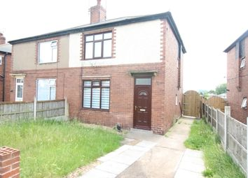 Thumbnail 3 bed semi-detached house for sale in Kilton Crescent, Worksop