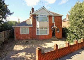 Thumbnail 4 bedroom detached house for sale in Middle Road, Southampton