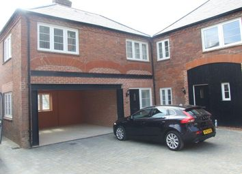 Thumbnail 1 bed property to rent in Coombe Road, Rugby