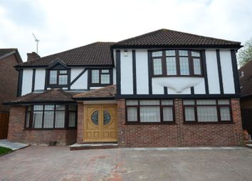 Thumbnail 7 bed detached house to rent in Uffcott Close, Lower Earley, Reading