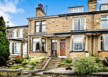Thumbnail 4 bedroom terraced house for sale in Hutton Terrace, Eccleshill, Bradford