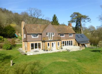 Thumbnail 4 bed detached house for sale in Coldharbour, Dorking, Surrey