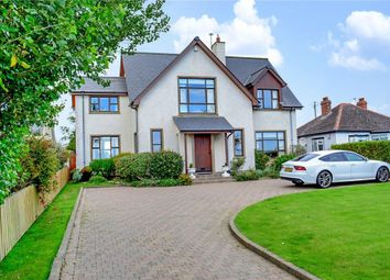 Thumbnail 4 bed detached house for sale in Main Road, Cloughey, Newtownards, County Down