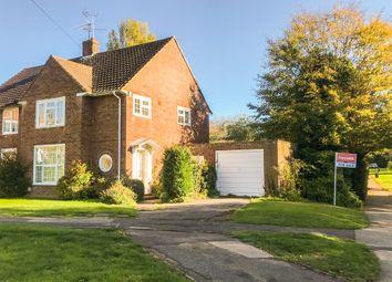 3 bed semi-detached house for sale in Sweet Briar, Welwyn Garden City AL7
