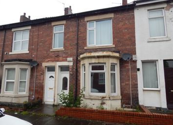 Thumbnail 2 bed flat to rent in Durham Street, South Shields
