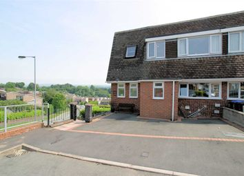 Thumbnail 4 bed semi-detached house for sale in Gordon Close, Leek