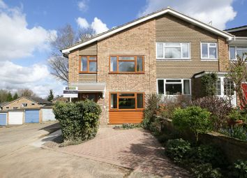 Thumbnail 3 bed semi-detached house for sale in Sir Davids Park, Southborough, Tunbridge Wells