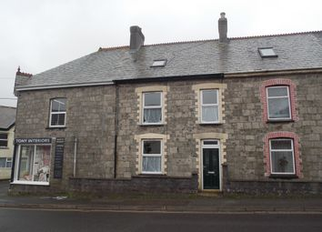 Thumbnail 4 bed terraced house to rent in Fore Street, Bugle, Cornwall