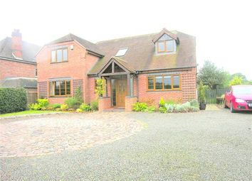 Thumbnail 4 bed detached house for sale in Redgates, Tamworth Road, Over Whitacre