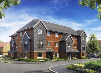 Thumbnail 2 bed flat for sale in Gentian Mews, Harwell, Didcot