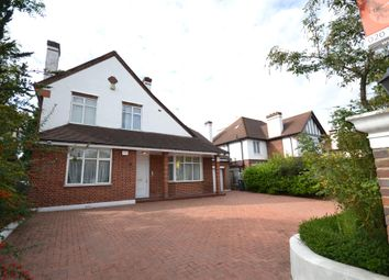 Thumbnail 6 bed detached house to rent in Aylmer Road, East Finchley