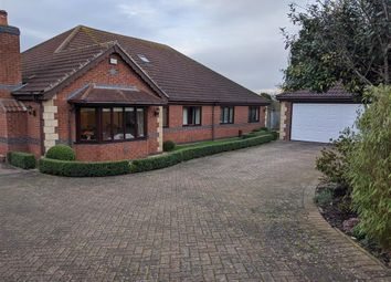 Thumbnail 5 bed detached bungalow for sale in Church Street, Foston, Grantham