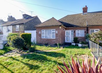 Thumbnail 2 bed semi-detached bungalow for sale in Sun Road, Swanscombe, Kent