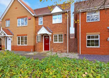 Thumbnail 2 bed semi-detached house for sale in Lancaster Road, Chafford Hundred, Grays