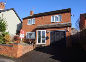 Thumbnail 4 bed detached house for sale in Sandpits Road, Ludlow