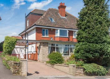 Thumbnail 4 bed semi-detached house for sale in Ringinglow Road, Sheffield