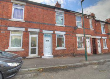 Thumbnail 2 bedroom terraced house for sale in Dove Street, Bulwell, Nottingham