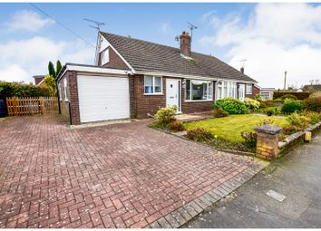 Thumbnail 2 bed bungalow for sale in Barons Road, Crewe