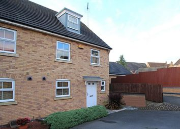 Thumbnail 3 bed semi-detached house for sale in Newbury Close, Corby