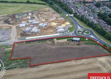 Thumbnail Land for sale in Hempstead Road, Holt