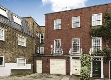 Thumbnail 4 bedroom end terrace house for sale in Kelso Place, Kensington, London