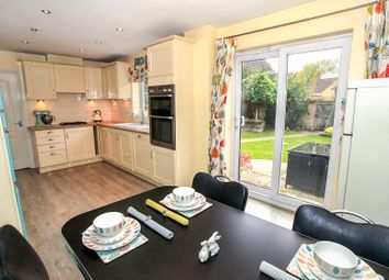 Thumbnail 5 bed detached house for sale in Driffield Way, Sugar Way, Peterborough