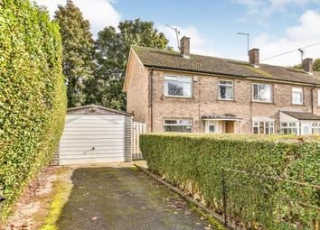Thumbnail 3 bed end terrace house for sale in James Andrew Crescent, Sheffield, South Yorkshire