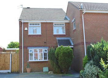 Thumbnail 3 bed semi-detached house for sale in Fullerton Grove, Huyton, Liverpool
