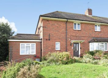 Thumbnail 4 bed semi-detached house for sale in Flint Hill Close, Dorking