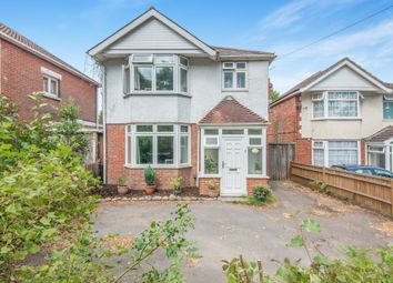 Thumbnail 3 bed detached house for sale in Bassett Green Road, Southampton